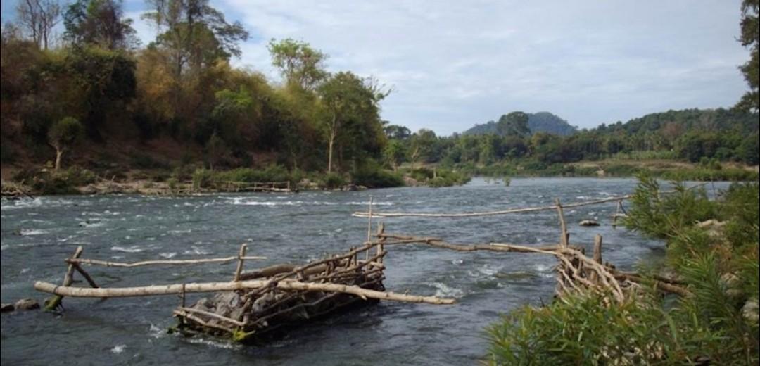 Hou Sahong Channel, Dam Site, Viet Nam