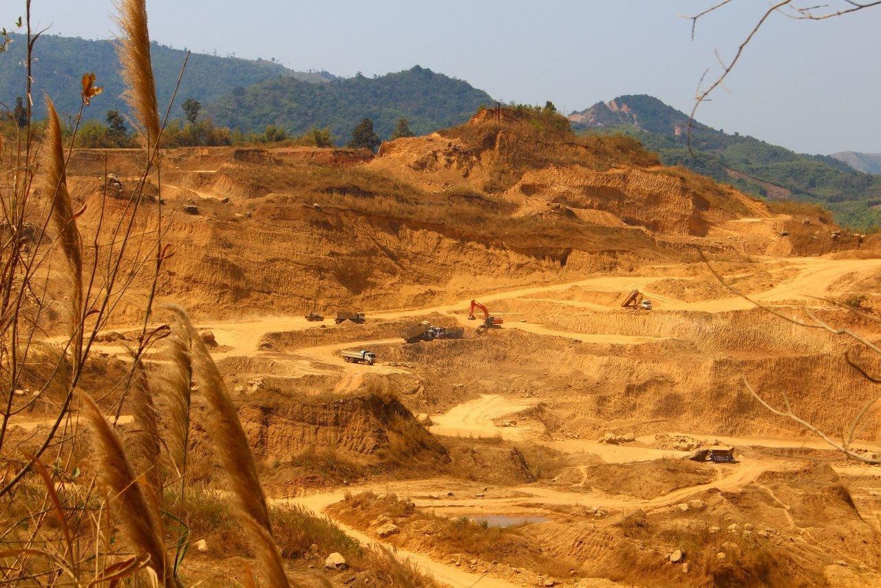 Thai Mining in Myanmar