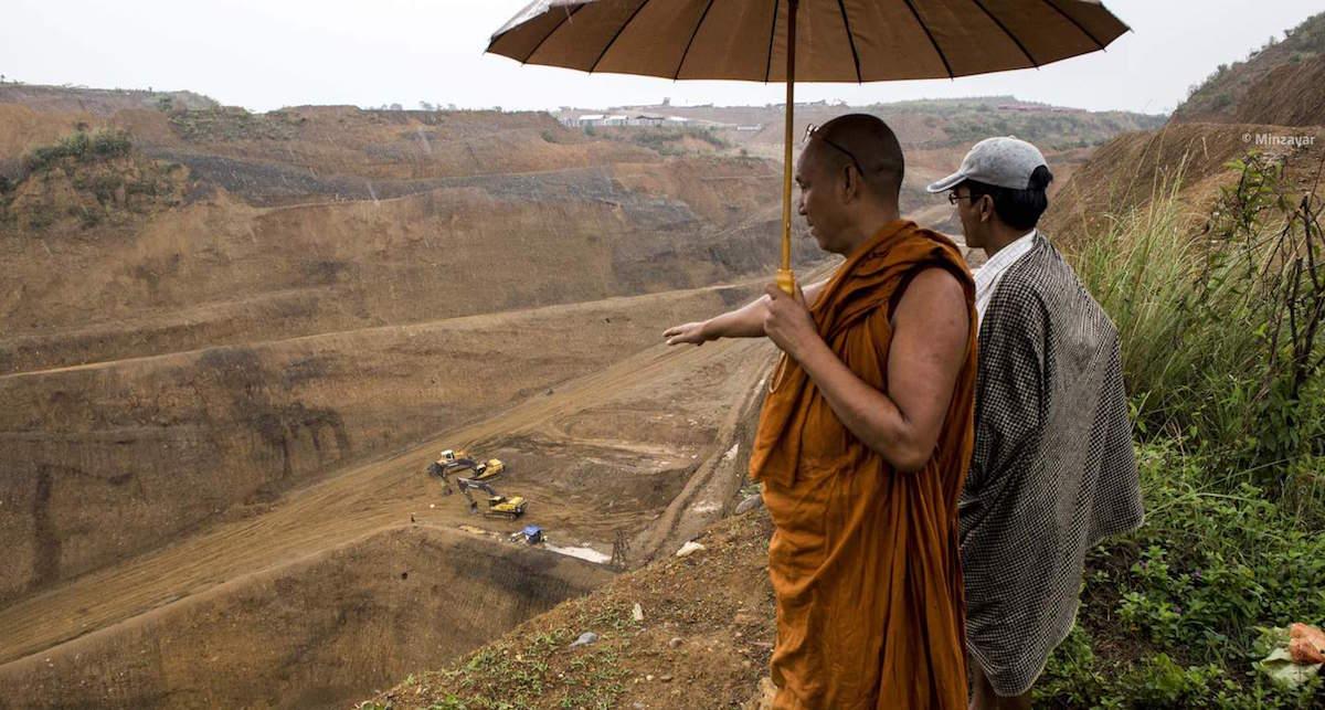 Jade Mining, Kachin, Myanmar